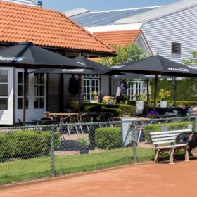 Sportterras tennis